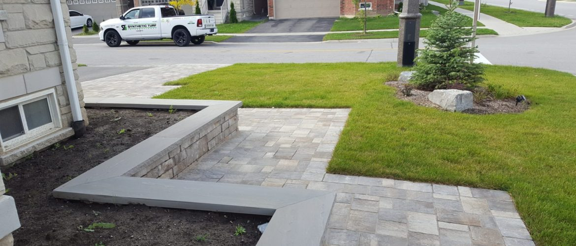 Suburban Landscape Maintenance and Irrigation | Work With Us | Landscape Design and Construction | Landscape Design and Construction GTA by Terra-Opus