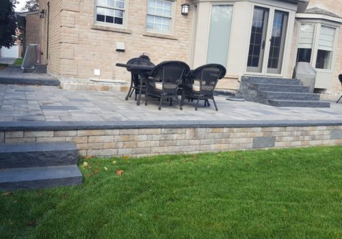 Suburban Landscape Design GTA | Landscape Design and Construction GTA | Landscape Design and Construction by Terra-Opus