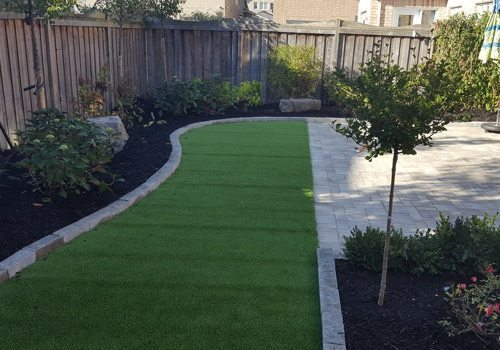 Turf Landscape Design | Synthetic Turf Design by Terra-Opus